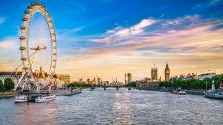 Топ-10 фактов о London Eye