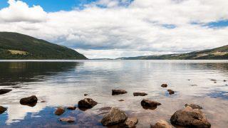 Самые красивые места Британии: таинственное озеро Лох-Несс