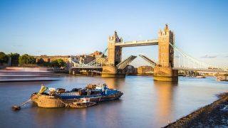 Топ-10 фактов о Тауэрском мосте