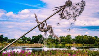 Самые красивые места Британии: Сады Трентхэм