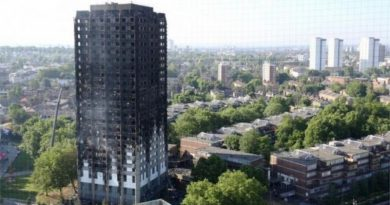 Выживший при пожаре в Grenfell Tower не может найти жилье