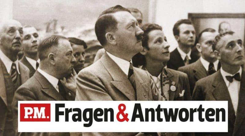 Знаменитости: Кто унаследовал состояние Гитлера