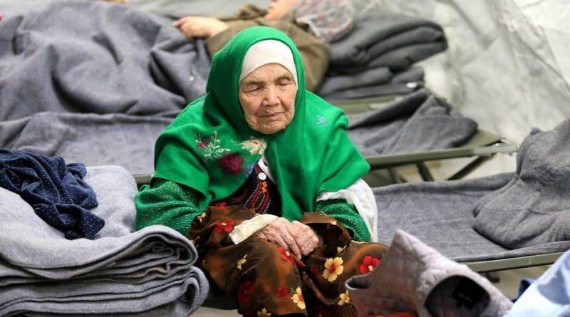 В мире: 106-летней беженке из Афганистана отказали в убежище