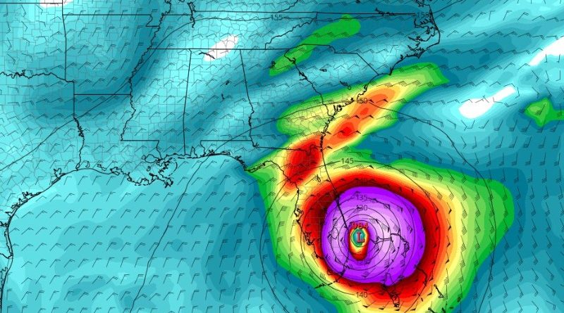 В мире: Ураган Ирма разрушил остров Барбуда на Карибах