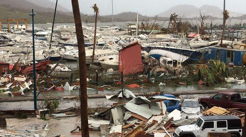 В мире: Ураган Ирма отправил на тот свет 9 человек