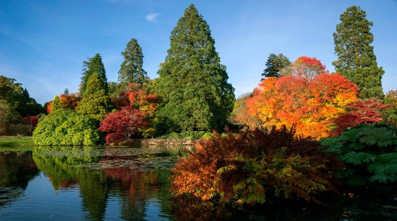 Десять лучших мест, чтобы встретить осень в Британии