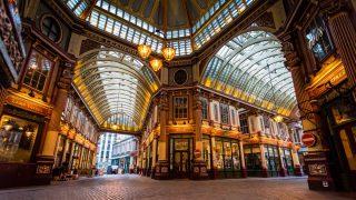 Интересные места для фотосессий в Лондоне
