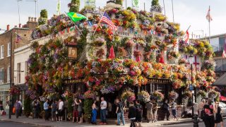 Интересные места для фотоссесий в Лондоне | Часть 2
