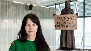 На Парламентской площади появится первый памятник женщине