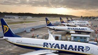 Полный список отмененных рейсов Ryanair
