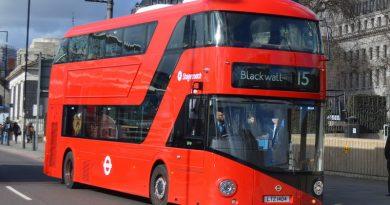 Забастовка контролеров в автобусах Лондона отменяется