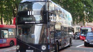 22 сентября лондонские автобусы останутся без контролеров