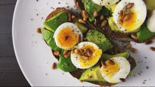 В Лондоне откроется необычный ресторан авокадо