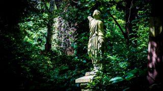 Самые красивые места Британии: кладбище парка Эбни