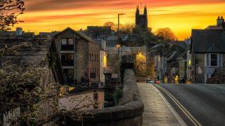 Самые красивые места Британии: Тотнес