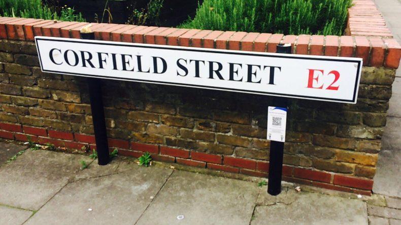 London, CorfieldStreet