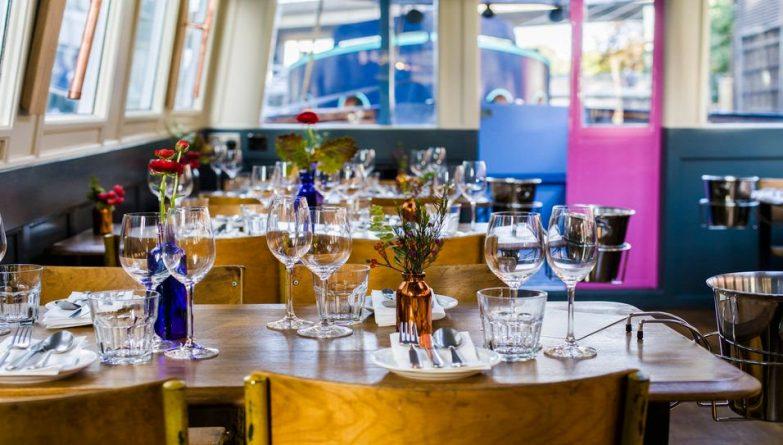 Досуг: Пообедать на барже и отправиться в круиз по лондонским каналам