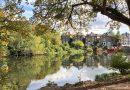 Живописные озера Лондона | Часть 1