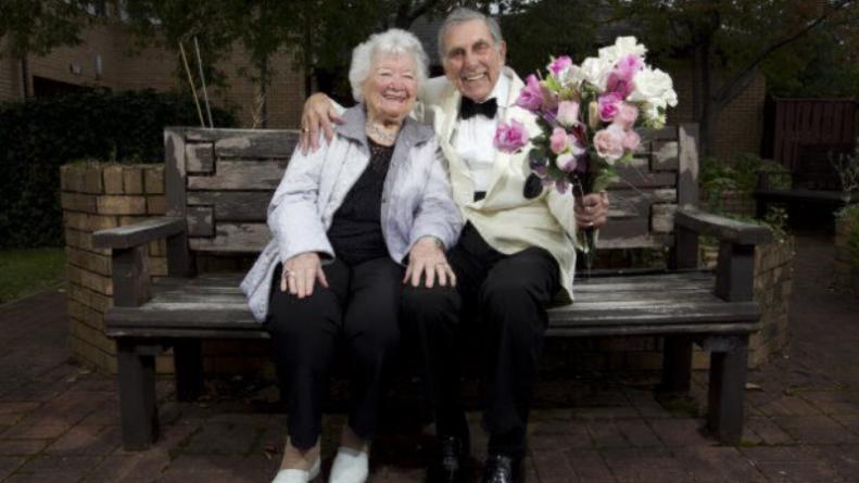 Общество: Пожилые люди нашли друг друга и решили пожениться в 80 лет