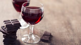 В Aldi появится шоколадное вино