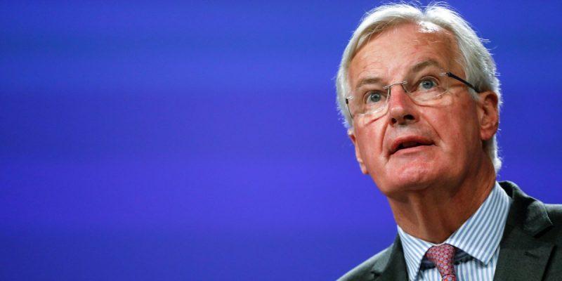 Brexit, Barnier