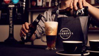 Meantime Brewing выпустила лимитированную партию гибрида латте и пива