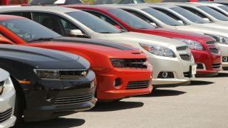 Ирландцы увлеклись покупкой автомобилей в Великобритании