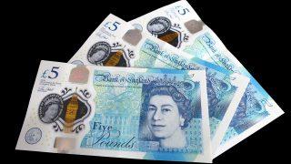 В Великобритании снизилась зарплата до минимума 10-летней давности
