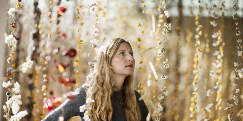 Досуг: В Kew Gardens появилась великолепная цветочная инсталляция