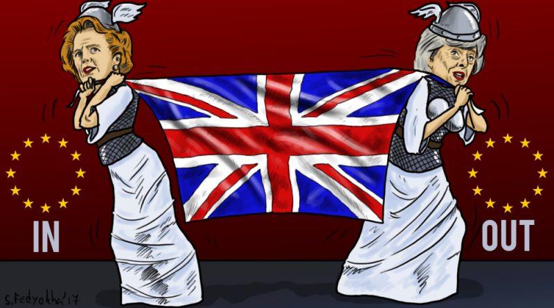 Мнение: Сказ о величии Британии, или Что надо человеку для счастья