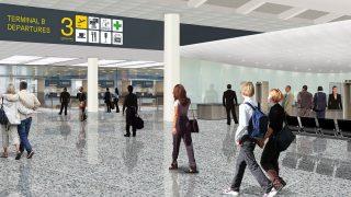 Британским пассажирам не придется вынимать лэптоп при контроле в аэропорту
