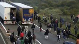Болгарского водителя посадили за перевозку нелегальных мигрантов