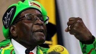 ВОЗ отменила решение сделать Мугабе