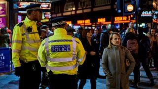 Лондон стал более криминальным, чем Нью-Йорк