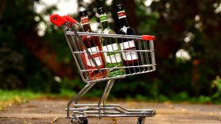 В британских магазинах падают продажи