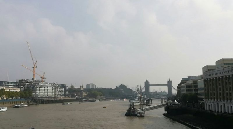 smog, london