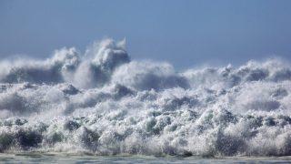 Мощное землетрясение в Тихом океане повлекло за собой цунами
