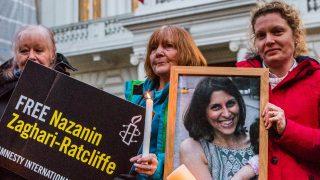 Британия готова платитьза освобождение Назанин Загари-Рэтклифф