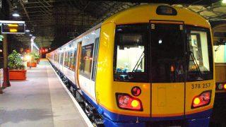 Лондонская надземка (London Overground) будет работать круглосуточно