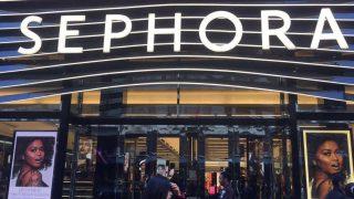 Ребенок нанес ущерб в £1 тыс. магазину косметики Sephora