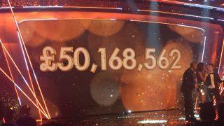 Children In Need собрали рекордную сумму в размере £50,1 млн