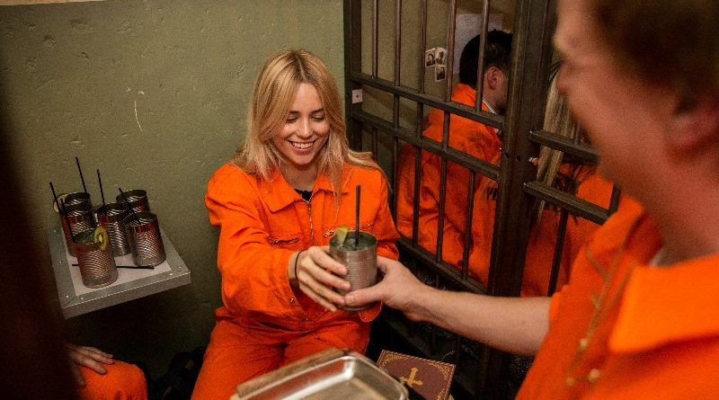 На правах рекламы: Выиграй билеты в Alcotraz - первый тюремный бар в Лондоне