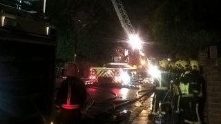Пожар в Хэмпстеде: погибла женщина