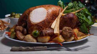 Супермаркет Co-op предлагает готовые наборы для рождественского ужина