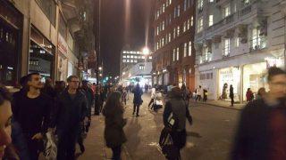 В Лондоне из-за перестрелки заблокировали станцию метро