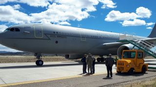 Великобритания присоединилась к поиску пропавшей аргентинской субмарины