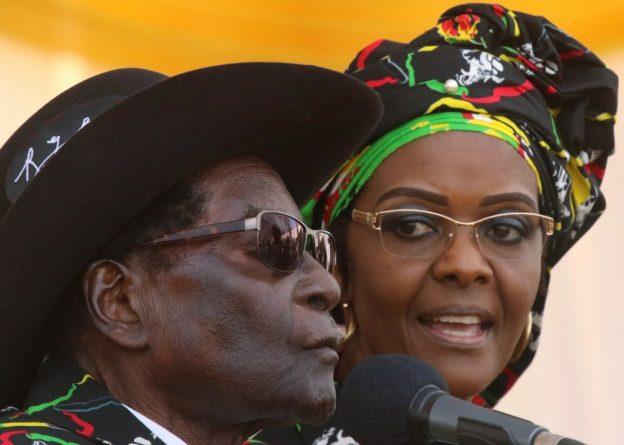Политика: Золотая отставка Роберта Мугабе