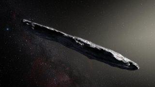 Ученые обнаружили гостя из другой Солнечной системы