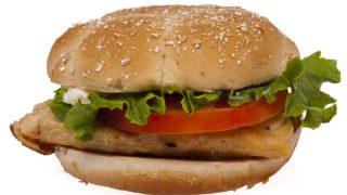 Получите бесплатный бургер с курицей в ресторане южного Лондона