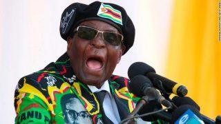 Призидент Зимбабве передумал уходить в отставку